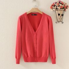 07c937142d8 2018 autumn winter cashmere women sweater and cardigans long sleeve big  V-neck sexy knitted cardigan soft wool clothes