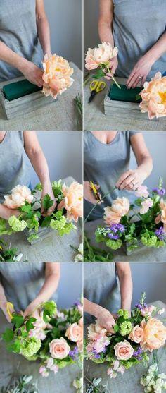 Arte Floral, Deco Floral, Floral Design, Floral Centerpieces, Wedding Centerpieces, Floral Arrangements, Flower Arrangement, Tall Centerpiece, Diy Flowers