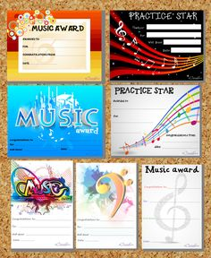 11 simply amazing music awards that will prove so valuable for your classroom, choir and instrumental groups available for Crescendo Members.