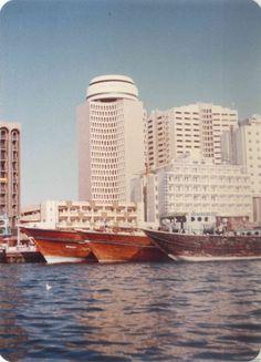 Deira Tower Dubai Creek 1987