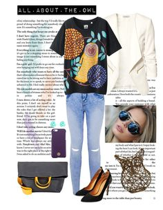A fashion look from September 2015 featuring short sleeve t shirt, fleece-lined jackets and high waisted ripped jeans. Browse and shop related looks. Monsoon, Uniqlo, Ripped Jeans, Tory Burch, Fashion Looks, Polyvore, T Shirt, Jackets, Stuff To Buy