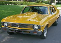 '68 Chevrolet Nova Coupe