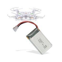 Sale Preis: Ersatzteil Quadrocopter Syma X5 X5C Akku. Gutscheine & Coole Geschenke für Frauen, Männer und Freunde. Kaufen bei http://coolegeschenkideen.de/ersatzteil-quadrocopter-syma-x5-x5c-akku