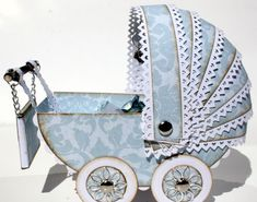 Så ble det en guttevogn, laget for INKIDO med produkter fra de. Jeg har laget vognen etter tutorialen til Maya . Nok en gang tusen takk for...