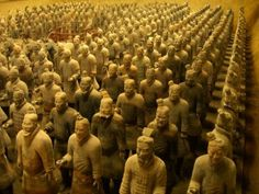 A New Mystery About the Terracotta Warriors Terracotta Army, China, Tour Operator, Travel Tours, Types Of Art, How To Be Outgoing, Art History, Touring, Mystery