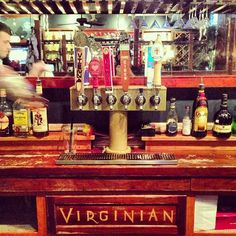 we at #uva know it and we love it. it's The Virginian