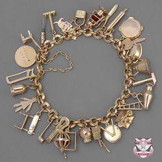 Resultado de imagen para charm bracelets