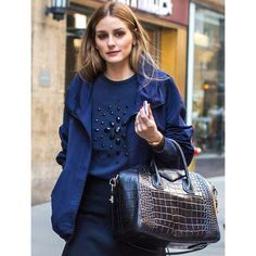 The Olivia Palermo Lookbook : Olivia Palermo in NYC.