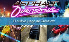 Asphalt Overdrive Será el Nuevo Juego de Gameloft para iPhone, iPad y iPad Mini