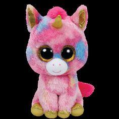 Ty Beanie Boos Fantasia Unicorn Small