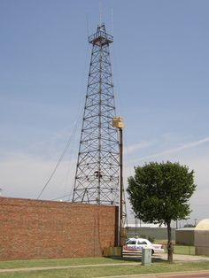 Electra, TX | . My dad worked on this rig when I was a child.