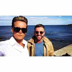 Brother from another mother... @aaroncgshore