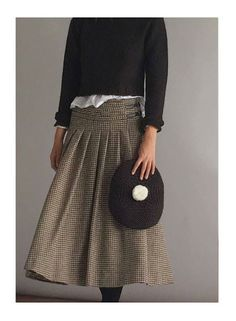 Fall new from Cabbages and Roses UK Modest Outfits, Skirt Outfits, Cool Outfits, Casual Outfits, Country Wear, Country Outfits, Kinds Of Clothes, Classic Style Women, Cool Sweaters
