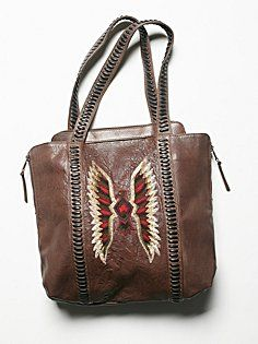 Firebird Tote MUST HAVE