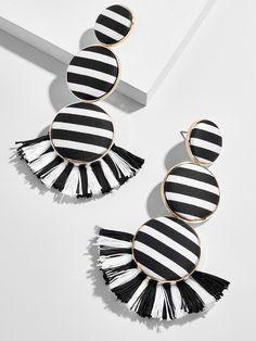 95953e41db3c Zakiya Drop Earrings. Collares LargosJoyería ...