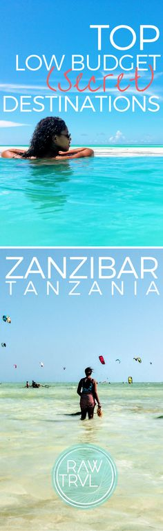 Zanzibar is fast becoming a top tourist destination, and it's east to see why. White sandy beaches, turquoise waters, water sports and sensational culture.. What more can you ask for? We've broken down the best ways for you to keep your budget low but still enjoy everything that these beautiful islands have to offer.