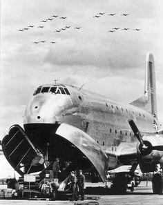 Douglas C-124 Globemaster - Wikipedia