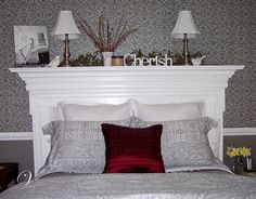 The Great Bed Reveal of 2012 | Vignettes