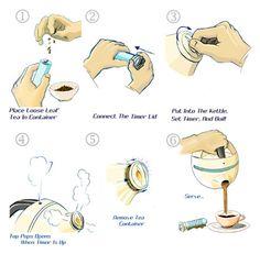 tea kettle design ideas