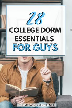 OMG I've been looking everywhere for college dorm ideas for boys and finally found it! These are definitely dorm room must haves for guys! #dorm #college #guys College School Supplies, College Guys, Cute School Supplies, Dorm Room Storage, Dorm Room Organization, College Dorm Decorations, College Dorm Rooms, College Backpack Essentials, Guy Dorm