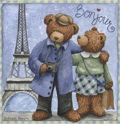 Bonjour Bears