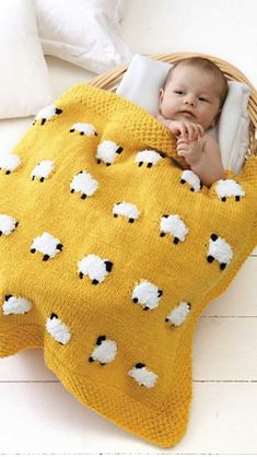 Sheep blankie- buy the pattern at ravelry.com