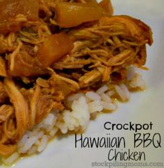 Only 3 ingredients in this delicious slow cooker dinner recipe.