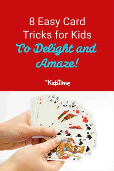 """15 Quick And Easy Card Magic Tricks Check out accompanying career stories: 6 Tips For Better Work-Life Antithesis and 5 Signs You Might Be a Workaholic.[[caption id="""""""" align=""""aligncenter"""" Card Tricks For Kids, Easy Magic Card Tricks, Card Tricks For Beginners, Cool Card Tricks, Magic Tricks For Kids, Amazing Card Tricks, Simple Card Tricks, Pakistani Wedding Cards, Trick Pictures"""