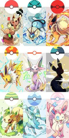 The Eevees