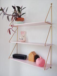 DIY, tutos, couture, déco, tricot, vintage, kids room, looks enfant Decoration, Objects, Diy, Shelves, Ainsi, Furnitures, Inspiration, Armoire, Design