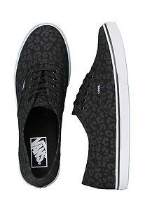 c791f8dc573a Vans Authentic Lo Pro Leopard Black Black Women s Skate Shoes Size 8 Ugg  Shoes