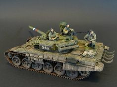 #scale #models #modern #russian #army #t72 #diorama