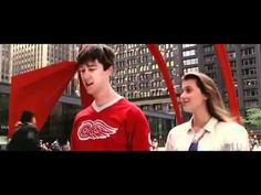 One of the most fun and uplifting movie scenes ever!  Ferris Bueller's Twist And Shout Scene