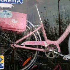 Mai più senza la bicicletta della gattaccia !