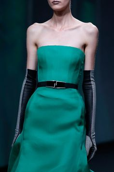 Christian Dior Fall 2013 couture