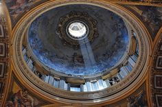 Dome of St. Peter's Cathedral, Vatican City, Rome