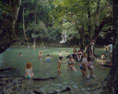 Akos Major - Water Thailand, Amigos