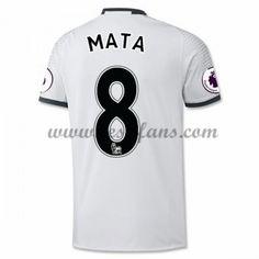 Manchester United Fotbalové Dresy 2016-17 Mata 8 3rd dres