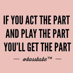 """#BOSSBABE™"""