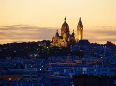 """MONTMARTRE IS HOLY...AND HOLEY. Montmartre is usually associated with cabarets, artists, or even as the """"Mountain of the Martyrs,"""" but the picturesque hill used to be dotted with stone quarries. Even 2,000 years ago, the Romans came here to extract stone to build their temples, a tradition that carried on over the centuries as the city developed. All this digging turned the hillside landscape into Swiss cheese with an abundance of underground tunnels, holes, and craters."""