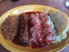 Uncle Julio's Fine Mexican Food - Plymouth Meeting, PA, United States. Juanita's special.