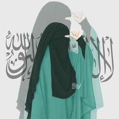 Anime Muslim, Muslim Hijab, Arab Girls Hijab, Muslim Girls, Hijabi Girl, Girl Hijab, Muslim Pictures, Hijab Drawing, Film Anime