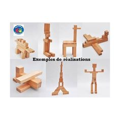 Jenga, B & B, Diy For Kids, Plank, Kids Toys, Recycling, Workshop, Challenges, Building