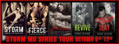 Sammy's Book Obsession: Promo Tour-My Reviews-Freebie Alert: Storm MC by N... #SammysBookObsession