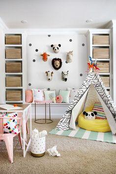 Cute Play Room decor