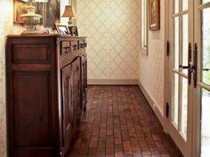 podłoga w kuchni, przedpokoju i ewentualnie łazience