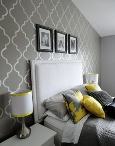 City Sophisticate Room Inspiration