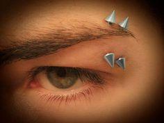 Eyebrow piercing designs40