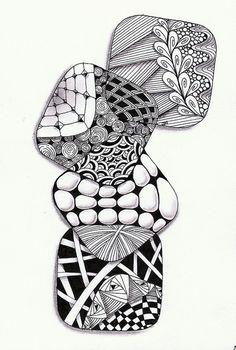 ideas for zentangled