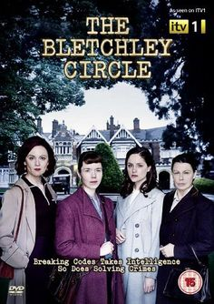 The Bletchley Circle - former code-breakers put their skills to work hunting criminals